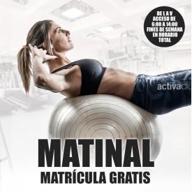 CUOTA MATINAL