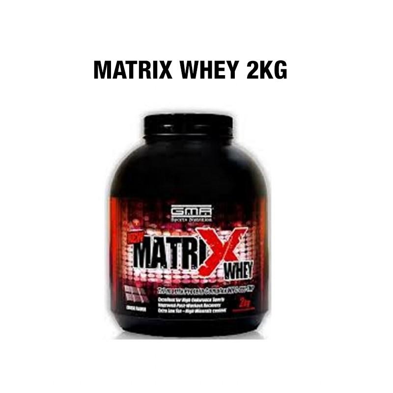 PROTEÍNA MATRIX WHEY 2 kg