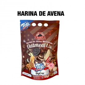 HARINA DE AVENA OATMEAL