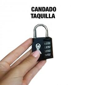 CANDADO TAQUILLA