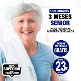 3 MESES SENIOR