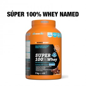 PROTEÍNA SUPER 100% WHEY NAMED