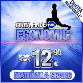 ECONOMIC FINES DE SEMANA PLUS